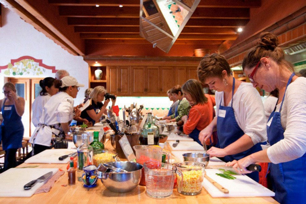 A Cooking Class at La Cocina