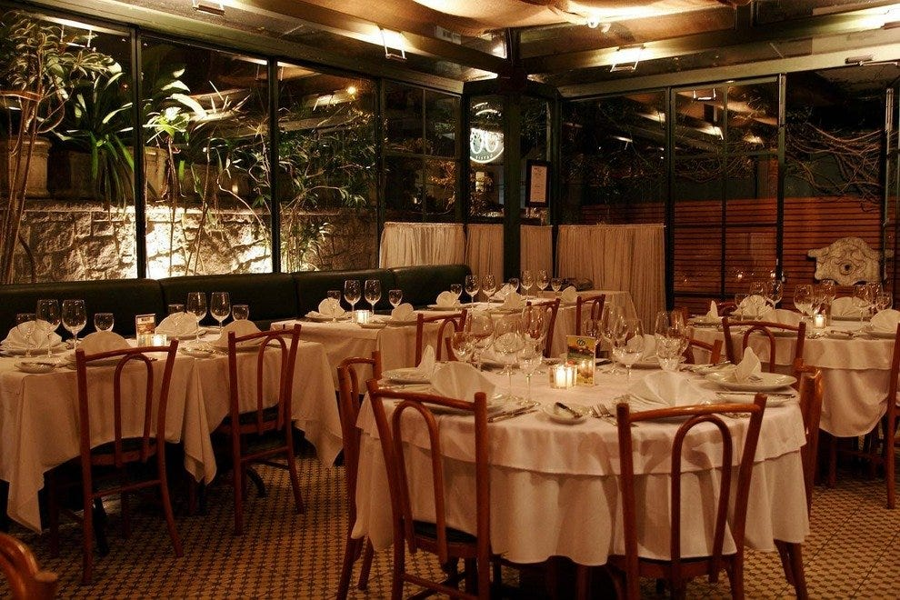 66 Bistro is a romantic spot for an evening meal