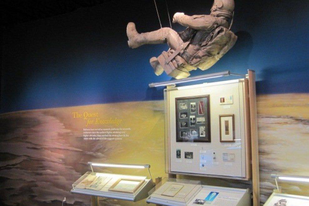 安德森阿布鲁佐阿尔伯克基气球博物馆