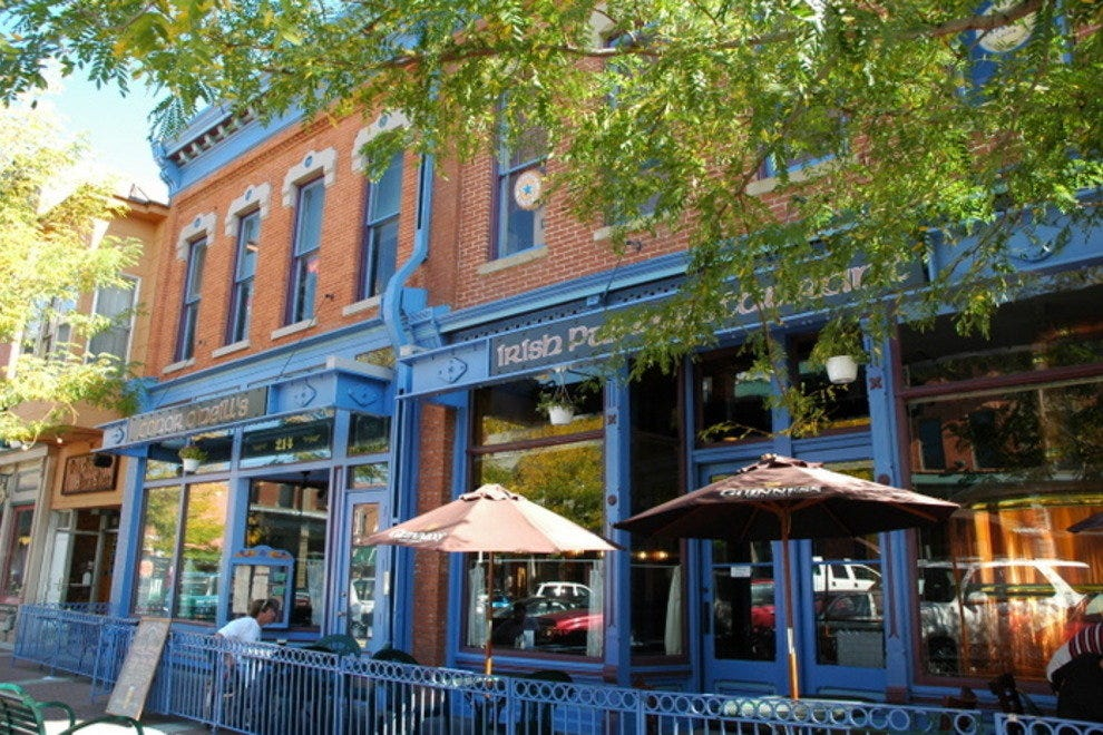 Pearl Street Mall S Best Bars Nightlife In Boulder