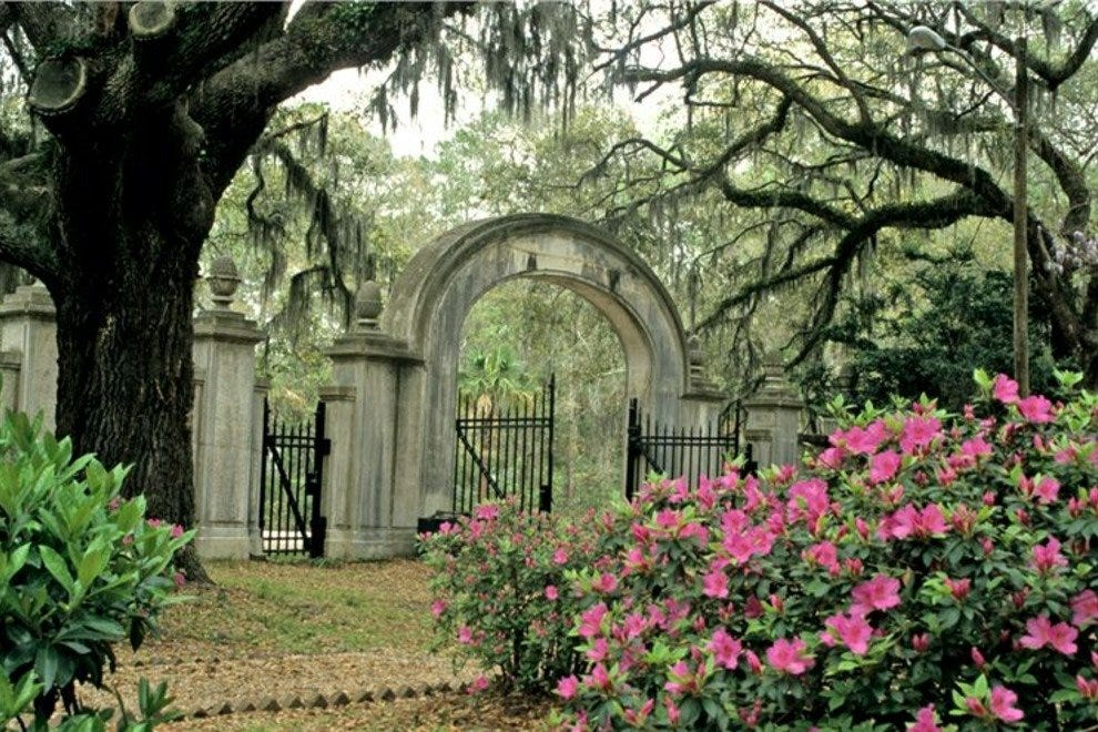 Wormsloe Plantation Historic Site