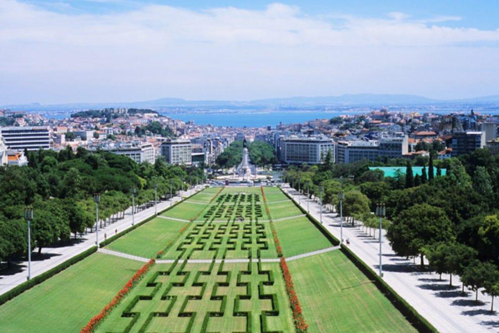 Parque Eduardo Vii Lisbon Attractions Review 10best