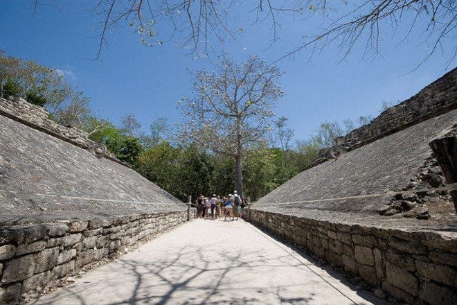 Coba Archaeological Park