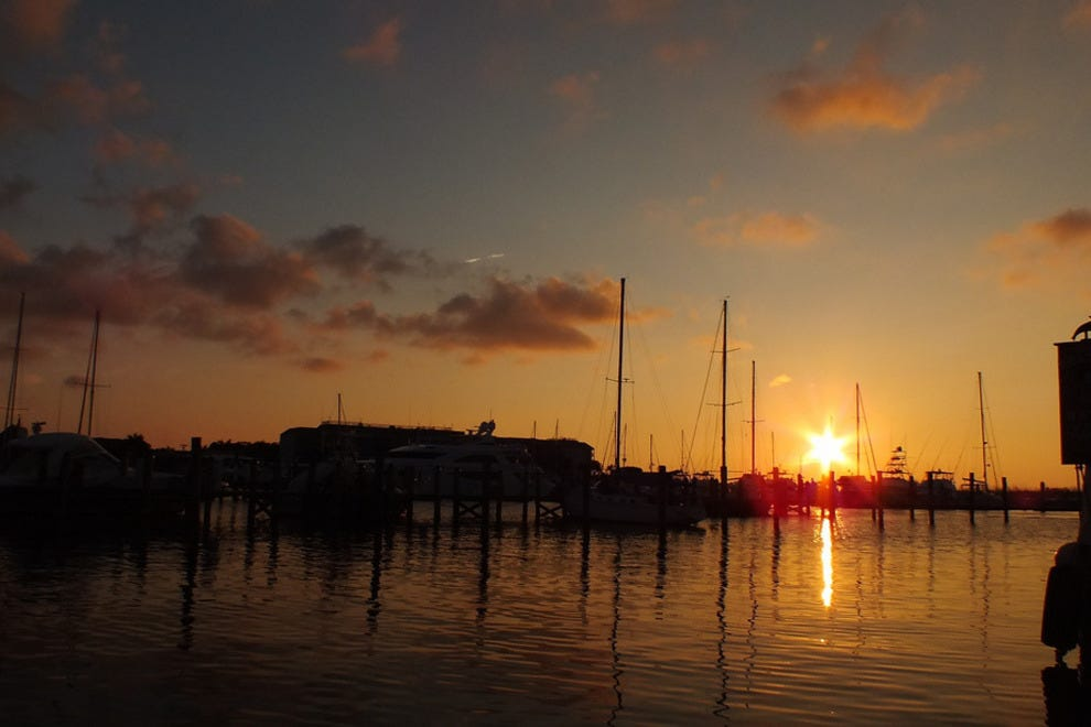Key West's New Happy Hour Spot: The Boathouse: Restaurants Article by 10Best.com