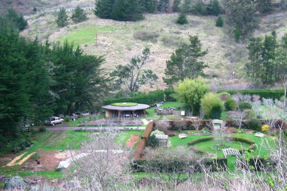 Green Gulch Zen Center and Farm