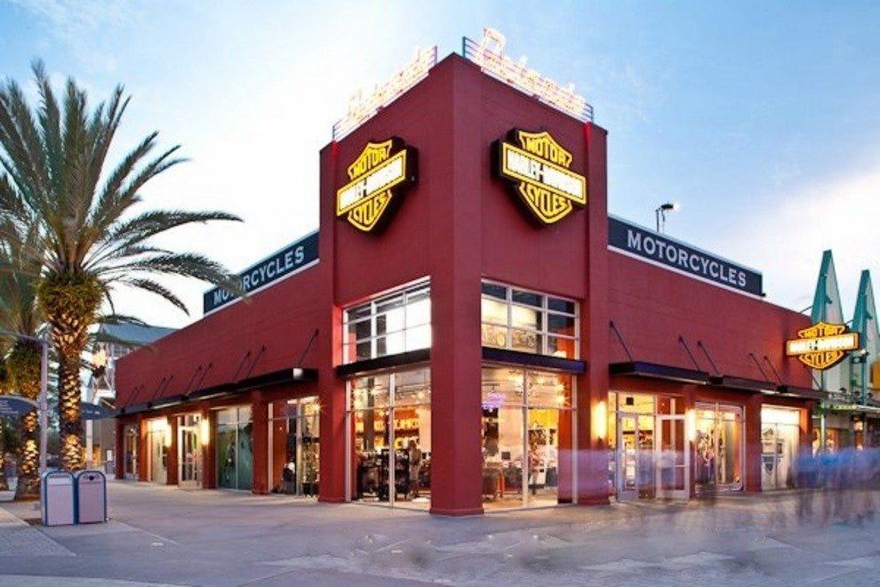 Orlando Harley Davidson Downtown Disney West Side Orlando