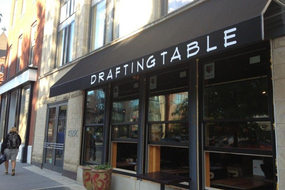 The Drafting Table is bringing comfort food and cold beers to the 14th Street Corridor.