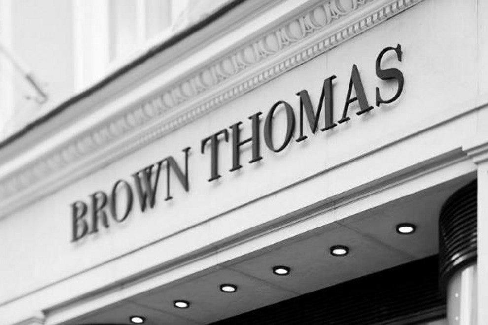 布朗·托马斯·都柏林