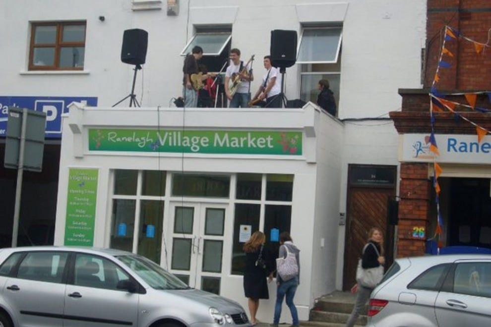 Ranelagh Village Food Craft Market