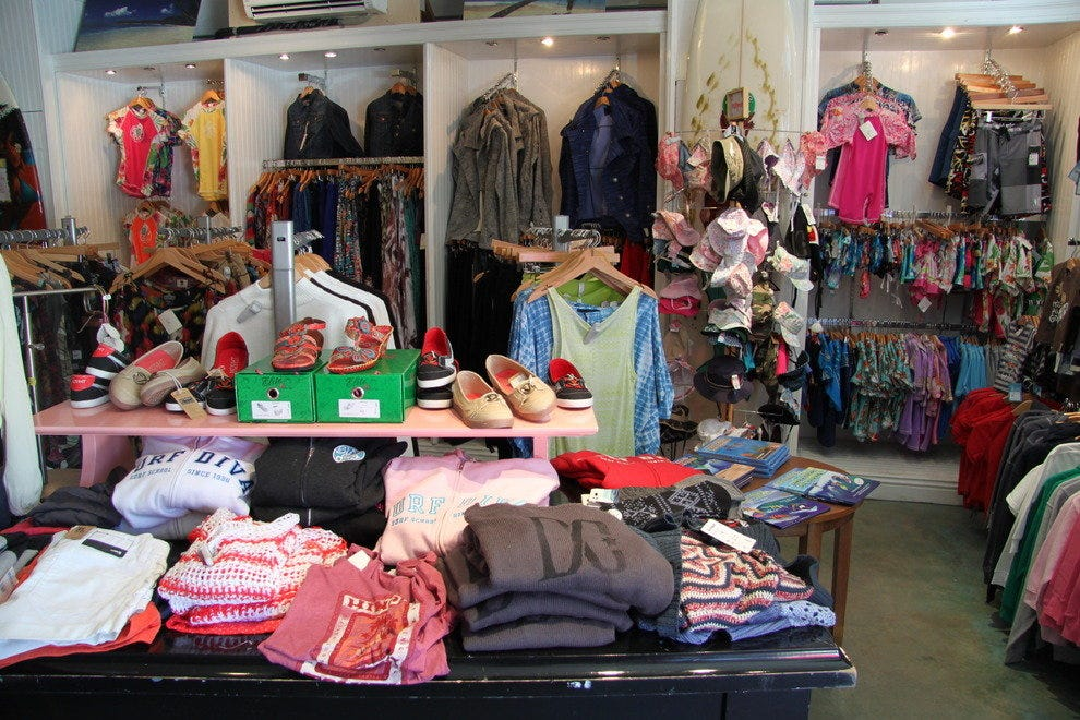 What's in stock at Surf Diva right now