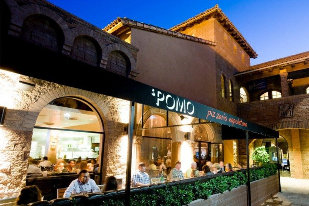 Pomo Pizzeria Napoletana Scottsdale Restaurants Review