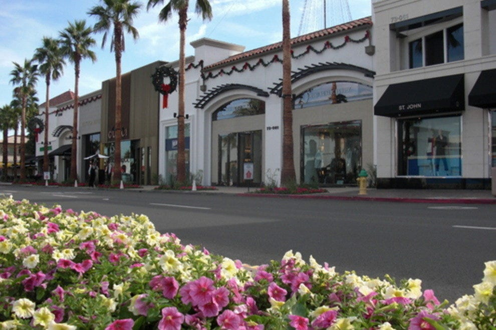 The Gardens On El Paseo Palm Springs Shopping Review 10best