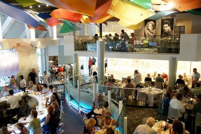 Lulu California Bistro Palm Springs Restaurants Review