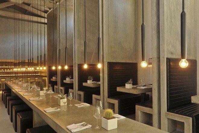 Workshop Kitchen Bar Palm Springs Restaurants Review