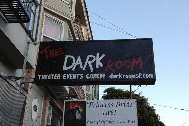 The Dark Room Theater