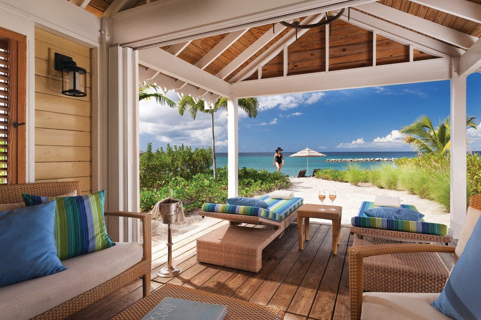 Four Seasons beach house