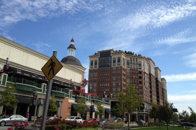 Baltimore Malls And Ping Centers