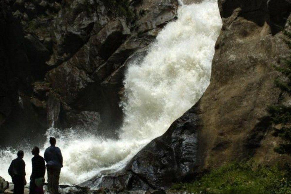 博尔德瀑布