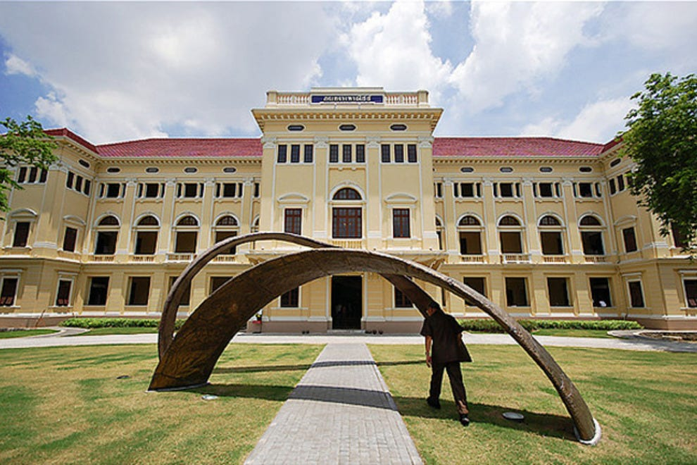 Museum of Siam, National Discovery Museum Institute: Bangkok Attractions Revi...