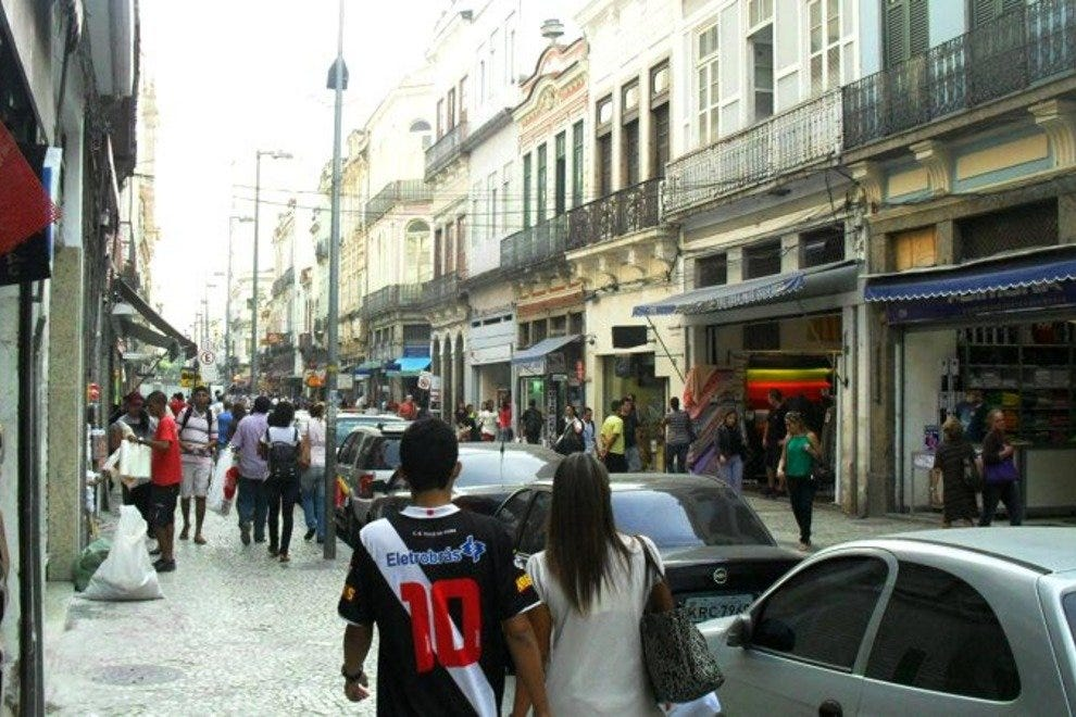 The streets of Centro are a bargain hunter~s delight