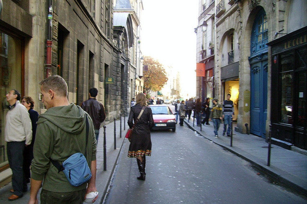 Le Marais District