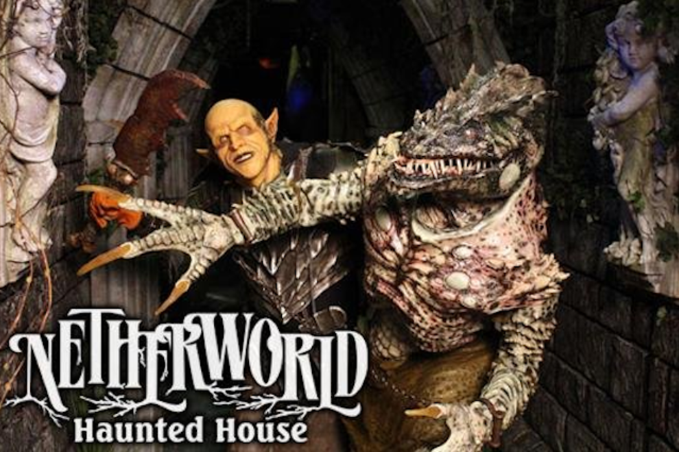 Atlanta's Netherworld Named One of the Scariest Haunted Houses in the Country