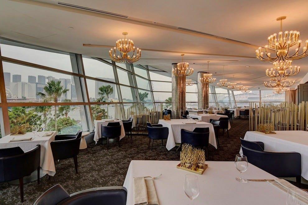 Halal Hotel Restaurants In Singapore