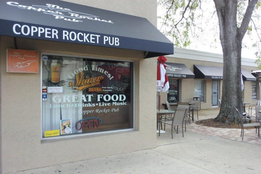 Copper Rocket Pub