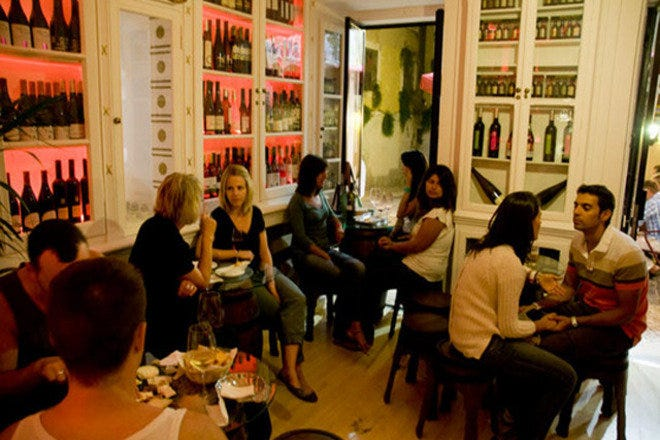 From Grape to Glass: Toasting Lisbon's Wine Bars