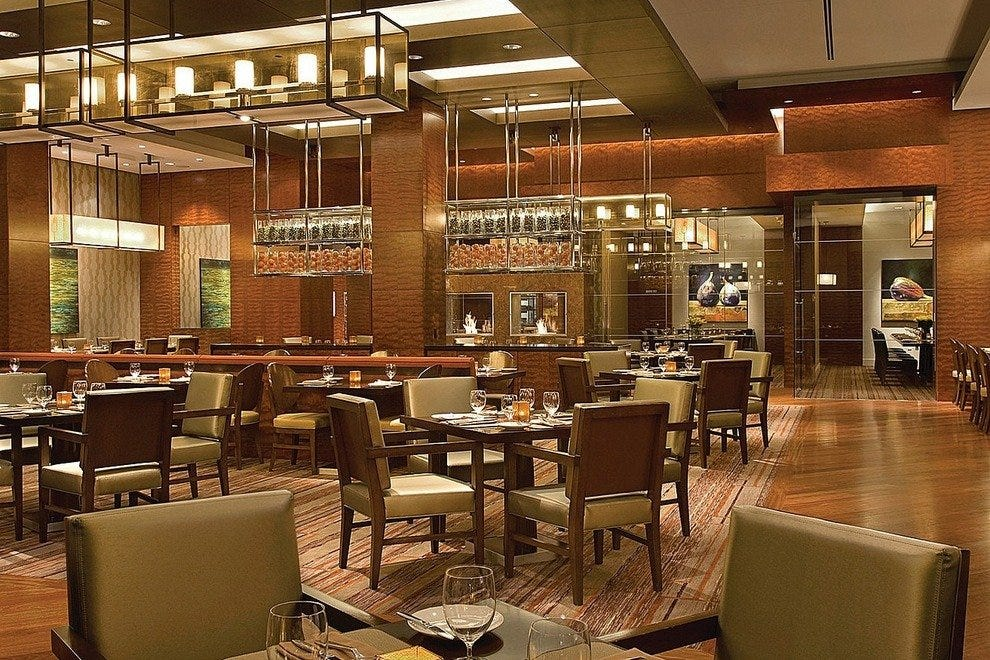 Thanksgiving culinary adventure at the EDGE Restaurant at Four Seasons Denver