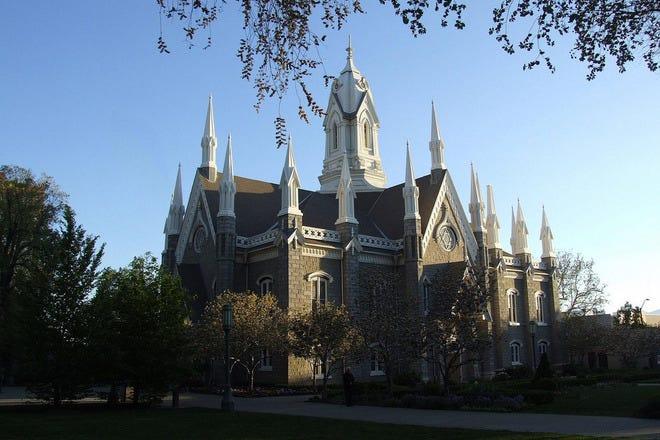 Historic Sites in Salt Lake City