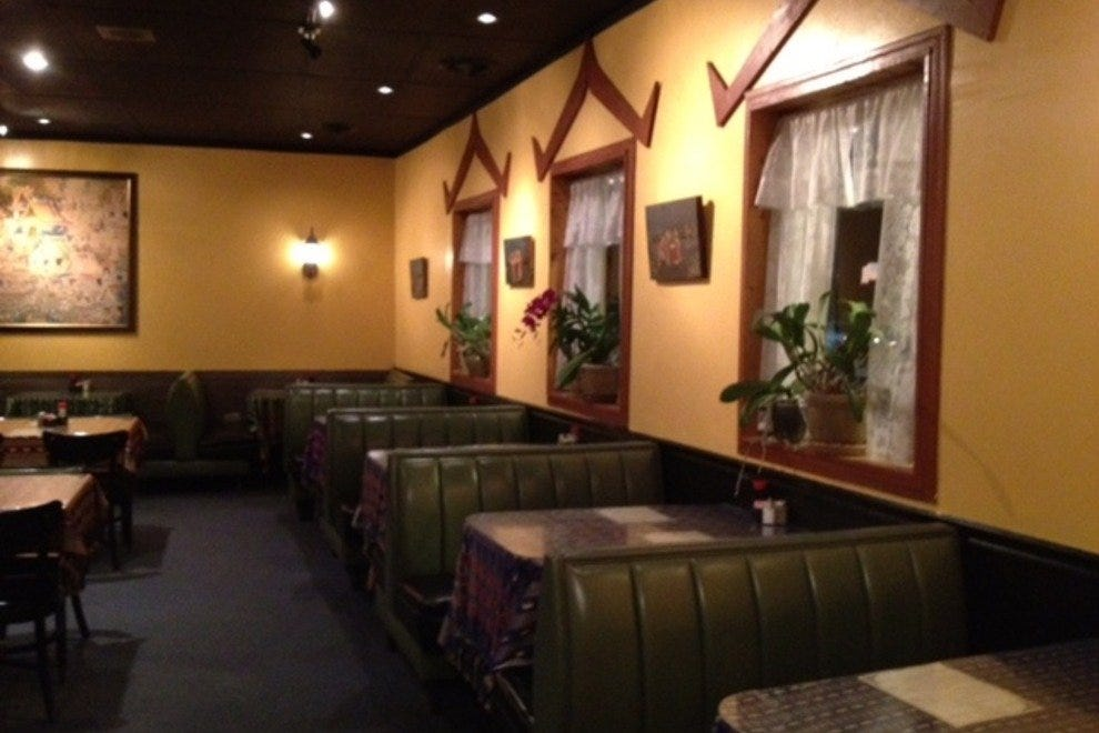 Thai restaurant greenville restaurants review best