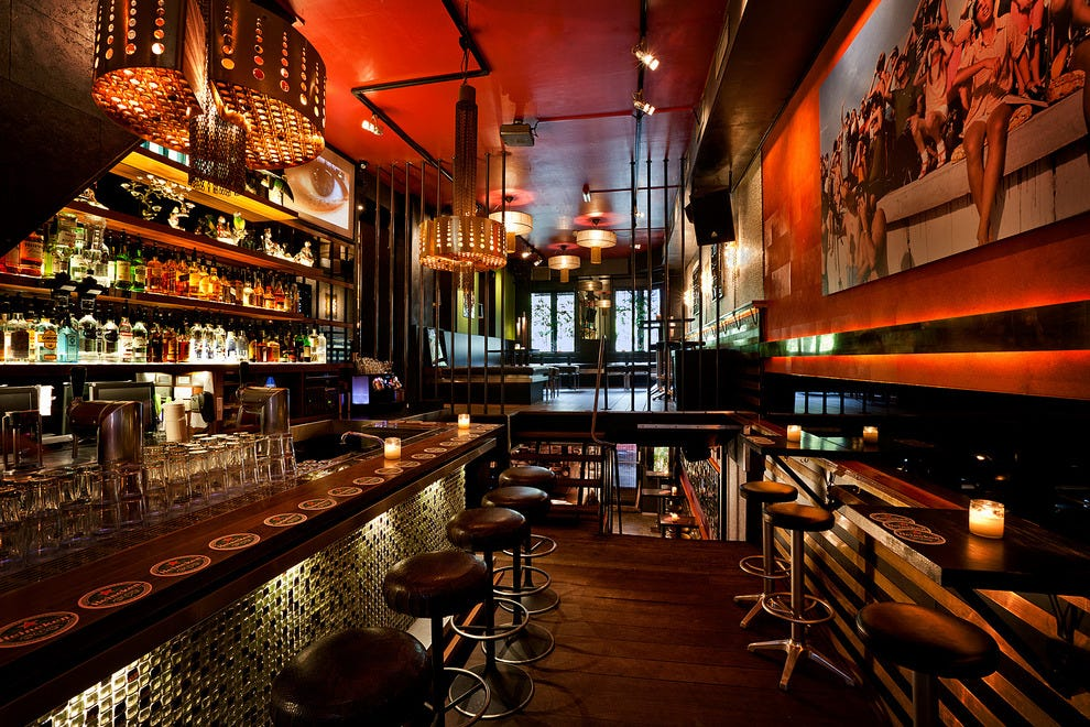 Best Cafe Bars In Amsterdam