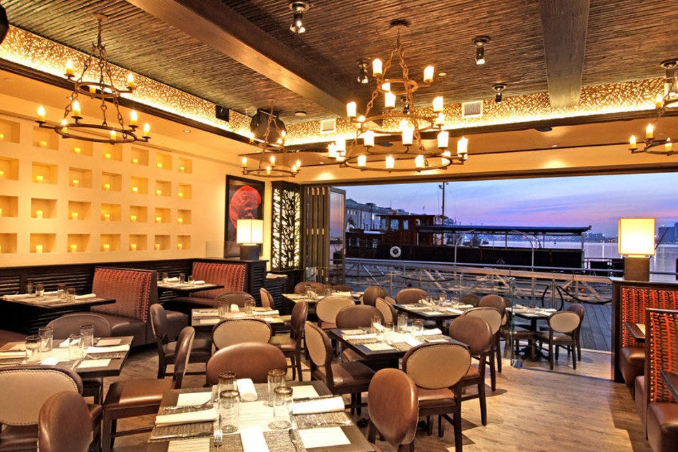 Best Romantic Restaurants Boston Ma