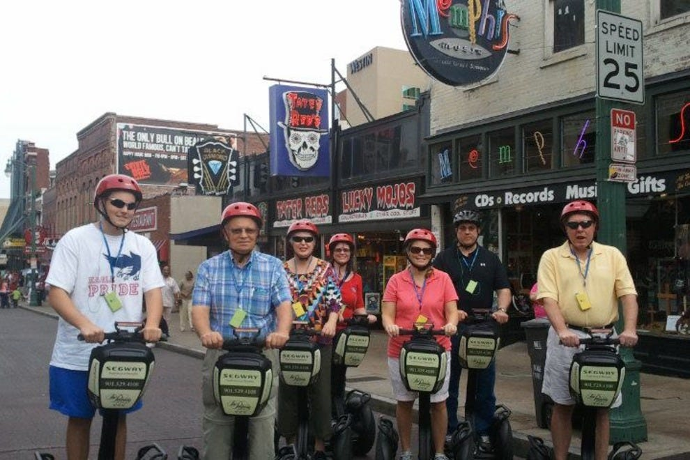 Segway Experience of Memphis