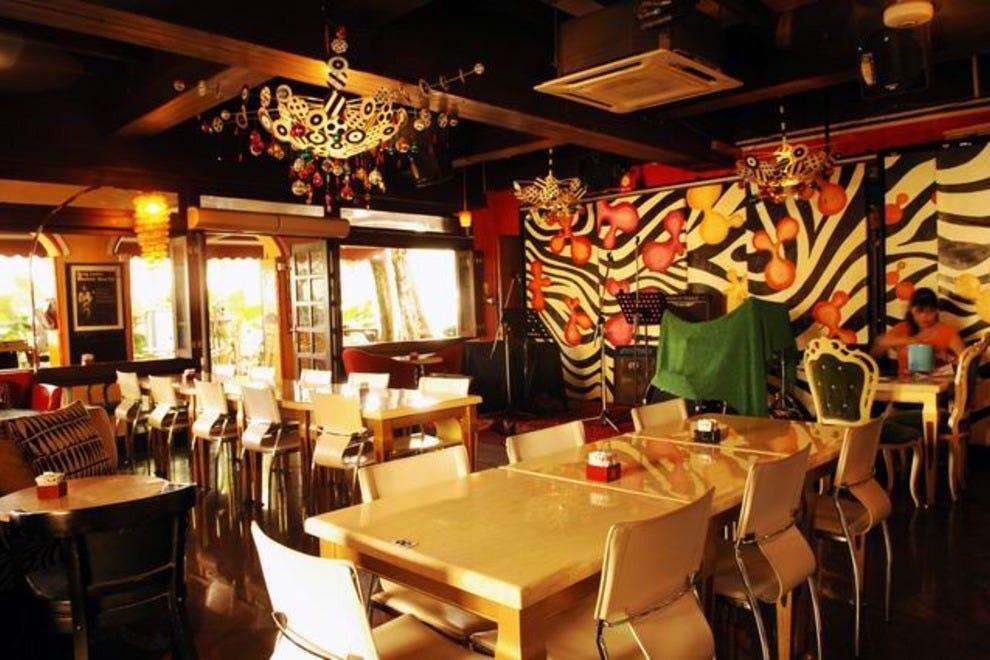 Blu Jaz Cafe Review
