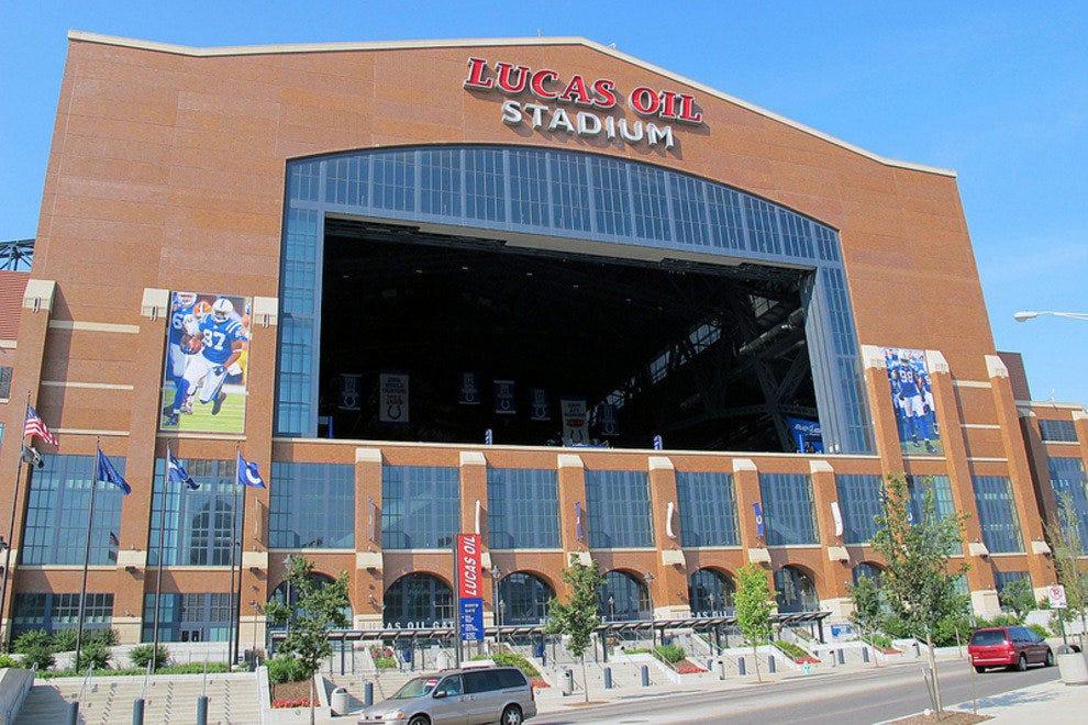 10 Best 5 Nfl Stadiums Worth Seeing