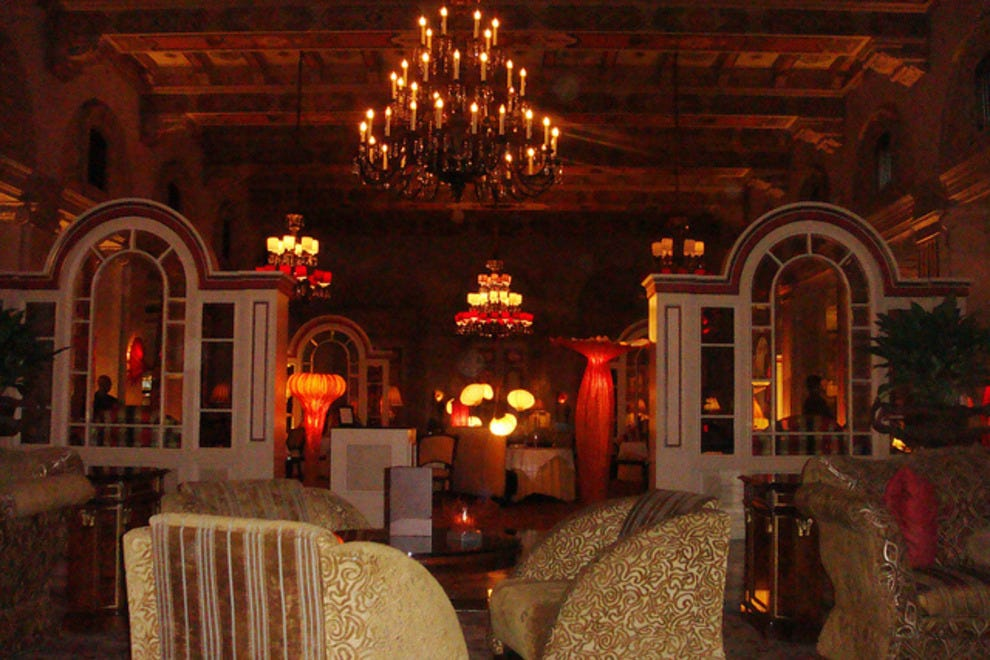 Dining Room at The Breakers in Palm Beach