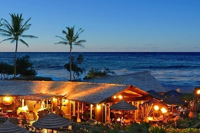 Kauai Outdoor Dining Restaurants 10best Restaurant Reviews