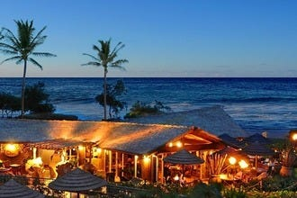 10 Best restaurants for outdoor dining on Kaua`i bring you closer to nature