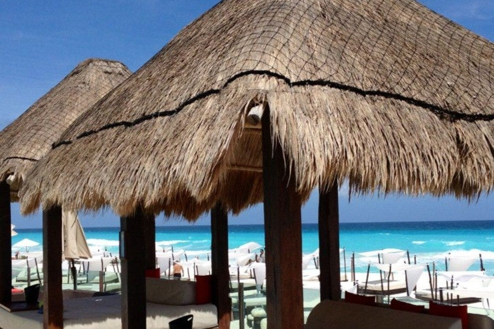 The Beach Club ME Cancun