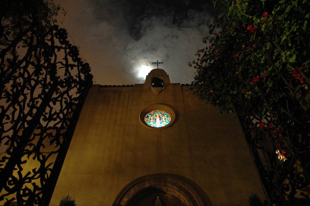 St Mary of the Angels Church: Los Angeles Attractions Review