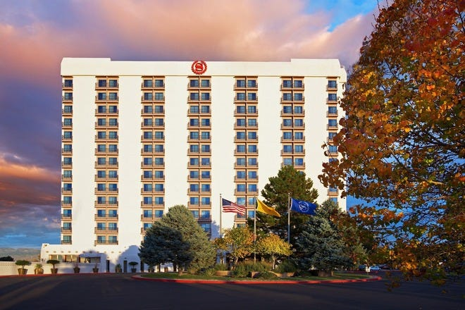Airport Hotels in Albuquerque
