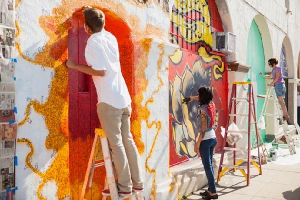 Things To Do In Funk Zone Santa Barbara Neighborhood