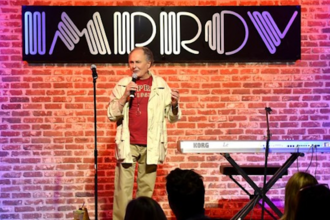 Atlanta Improv Comedy Club offers Laughs and Good Food