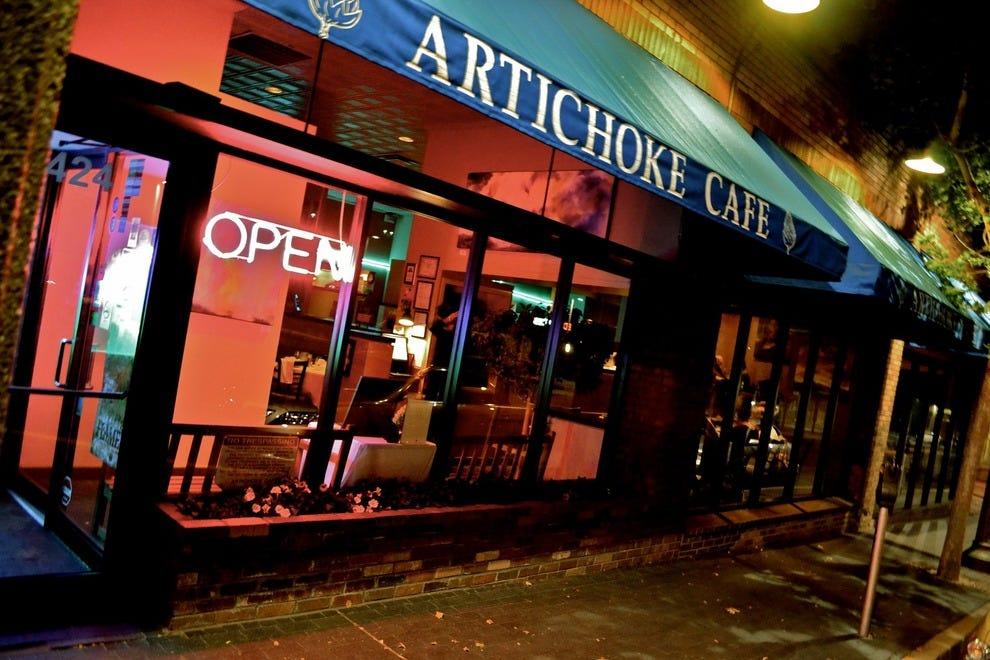 Artichoke Cafe Albuquerque Reviews