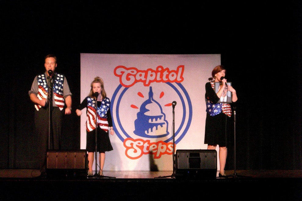 The Capitol Steps Comedy Show