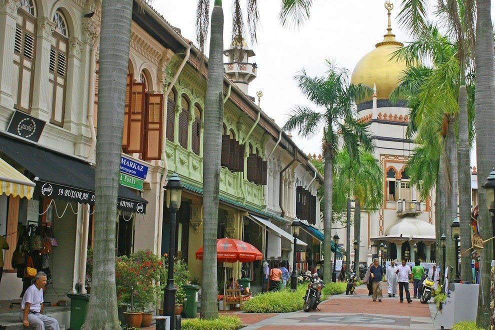 Best Area To Stay In Singapore For Food
