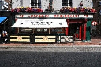 Try One Of Dublin Classic Pubs: Kehoe's