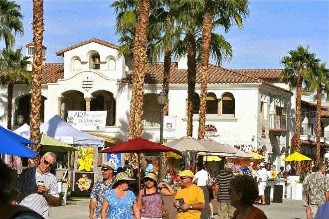 Best Shopping in Palm Springs